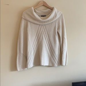 Ann Taylor Cowlneck Sweater